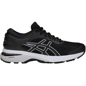 asics Gel-Kayano 25 Shoes Women Black/Glacier Grey